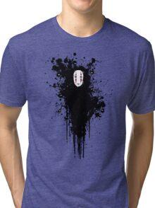 Ink face Tri-blend T-Shirt