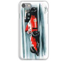 1993 Ferrari F93A iPhone Case/Skin