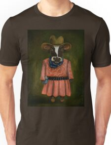 Real Cowgirl Unisex T-Shirt
