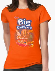 Big Daddy O's Womens Fitted T-Shirt