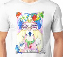 The Alien Magician Tarot Unisex T-Shirt