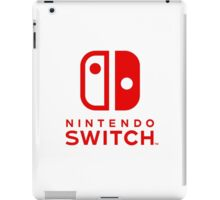 Nintendo Switch iPad Case/Skin