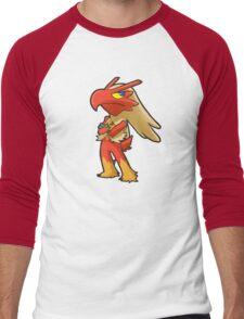 Blaze Men's Baseball ¾ T-Shirt