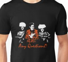 Any Questions? (David S. Pumpkin) Unisex T-Shirt