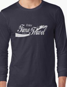 Enjoy Time Travel Long Sleeve T-Shirt