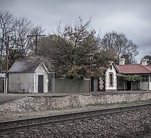 Old Nairne Railway Station by DPalmer