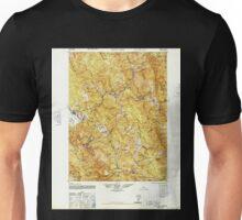 USGS TOPO Map California CA Blue Lake 296848 1945 62500 geo Unisex T-Shirt