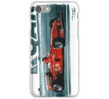 1999 Ferrari F399 iPhone Case/Skin
