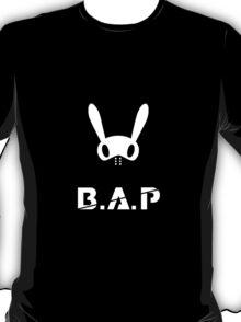 B.A.P - LOGO WHITE T-Shirt