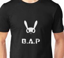 B.A.P - LOGO WHITE Unisex T-Shirt