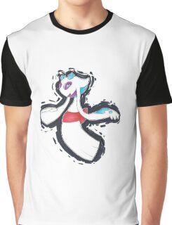 Frosty Glare Graphic T-Shirt