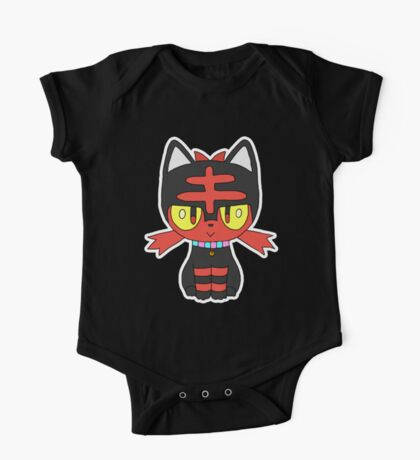 Litten One Piece - Short Sleeve
