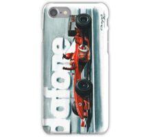 2003 Ferrari F2003-GA iPhone Case/Skin