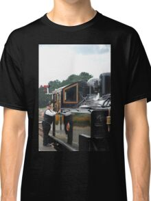 Waiting for the Driver Classic T-Shirt