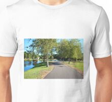 Walk Around The Pond Unisex T-Shirt