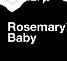 Rosemary´s Baby Sticker