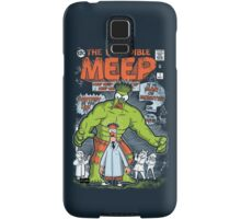 Incredible Meep Samsung Galaxy Case/Skin