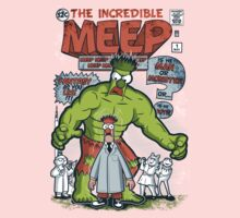Incredible Meep Baby Tee