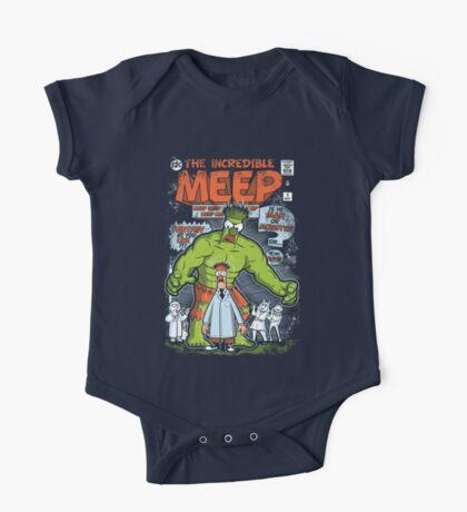 Incredible Meep One Piece - Short Sleeve