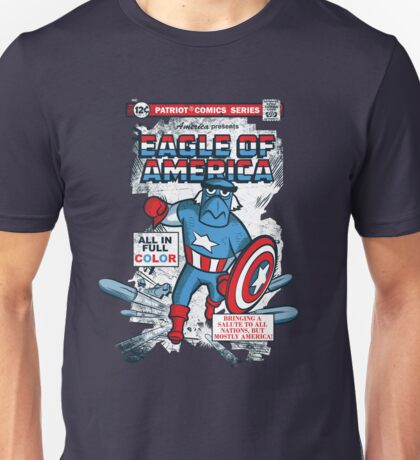 Eagle of America Unisex T-Shirt