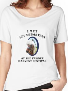I Met Lil Sebastian Women's Relaxed Fit T-Shirt