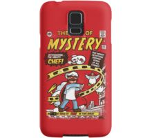 Chef of Mystery Samsung Galaxy Case/Skin