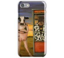 Cattle Call iPhone Case/Skin