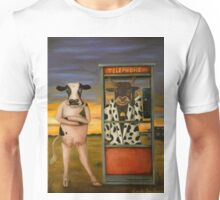 Cattle Call Unisex T-Shirt