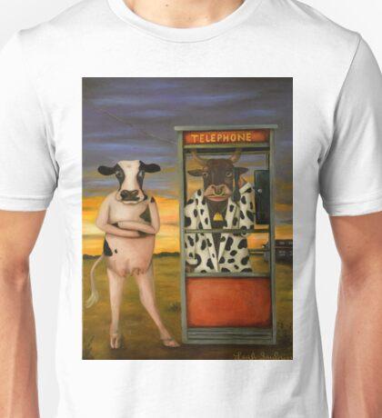 Cattle Call Unisex T-Shirt