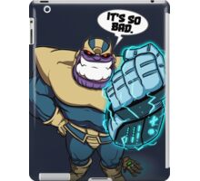 Now you're playing with REAL Power! iPad Case/Skin