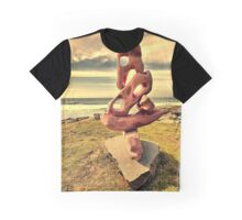 2016 Sculpture by the Sea 16 Graphic T-Shirt