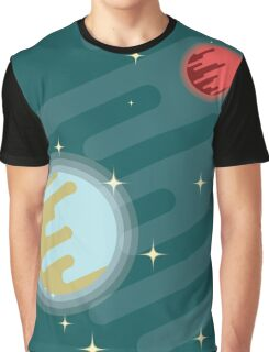 Planets Align Graphic T-Shirt