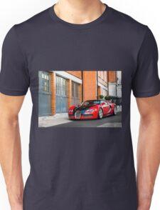 Bugatti Veyron 16.4  Unisex T-Shirt