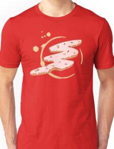 Lightening Bolt Cookie  Unisex T-Shirt