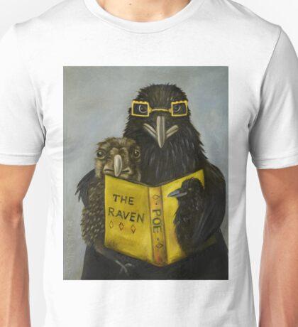 Ravens Read Unisex T-Shirt