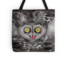 Crazy eyes  Tote Bag