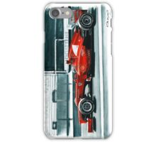 2012 Ferrari F2012 iPhone Case/Skin