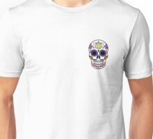 Candy Skull Unisex T-Shirt