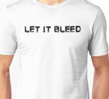 The Rolling Stones - Let It Bleed Unisex T-Shirt
