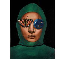 Anonymous 3 Photographic Print