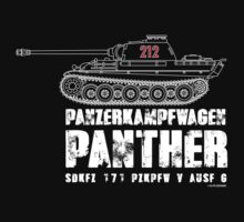 PANTHER TANK by PARAJUMPER