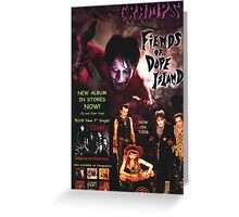 The Cramps  Greeting Card