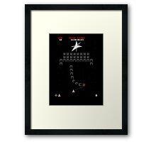 Battlestar Galagtica - Colonials Framed Print