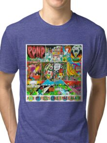 Pond - Man it Feels Like Space Again Tri-blend T-Shirt