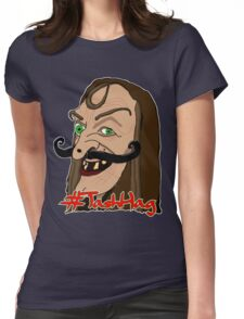 #TashHag Womens Fitted T-Shirt