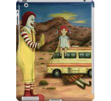 Fast Food Nightmare 5 iPad Case/Skin
