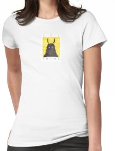 The Shins Womens Fitted T-Shirt
