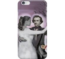Poe and Annabel Lee Eternally iPhone Case/Skin