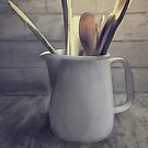 A Pitcher Of Spoons by Lois  Bryan