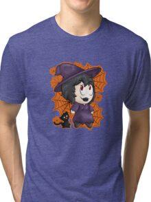 Halloween - Lil Witch Tri-blend T-Shirt